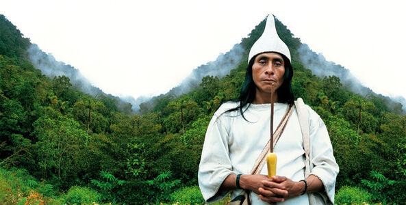 Antonio Briceño, 'Kalakshé. Owner of Forest. Kogi Culture, Colombia', 2004