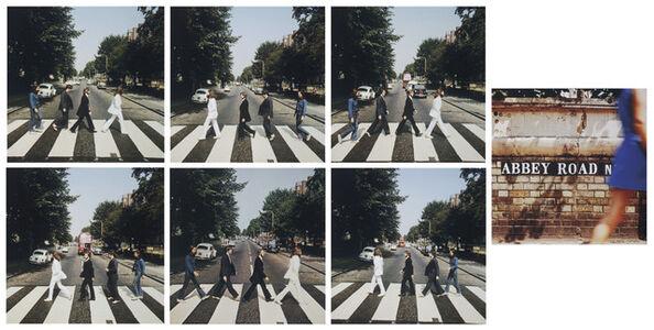 Iain Macmillan, 'The Beatles, 'Abbey Road'', 1969