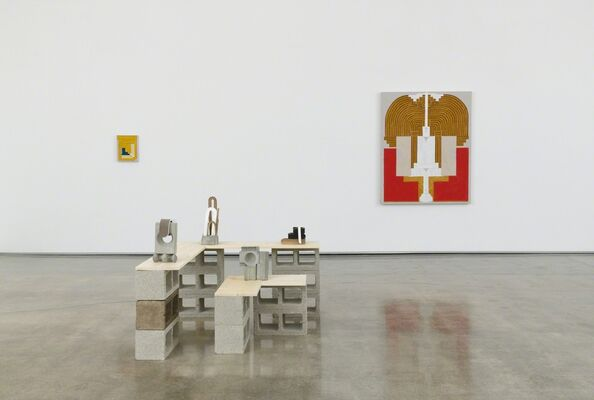 Aili Schmeltz: A Future Perfect, installation view