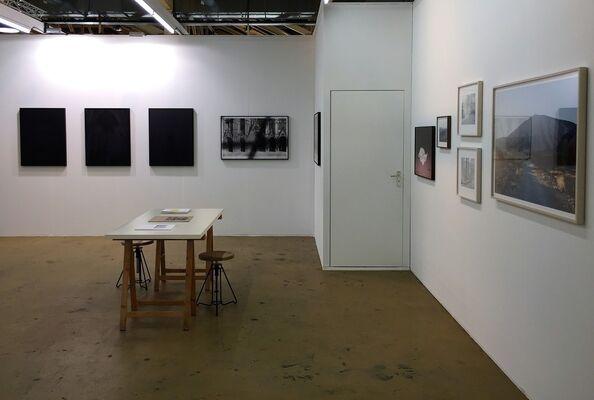 Seelevel Gallery at Art Rotterdam 2016, installation view