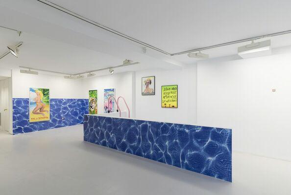 Isla Bonita, installation view