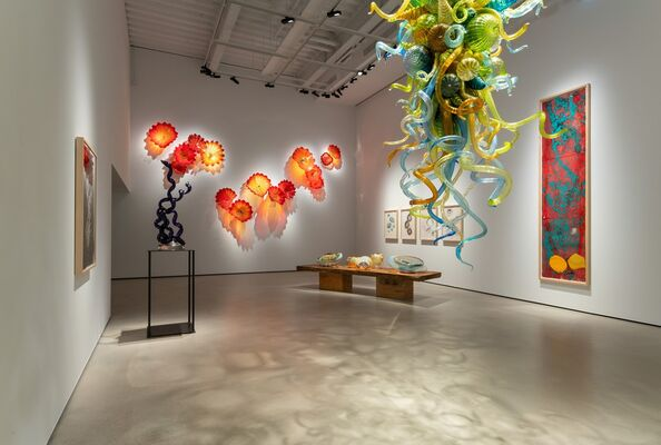 CHIHULY Taipei, installation view