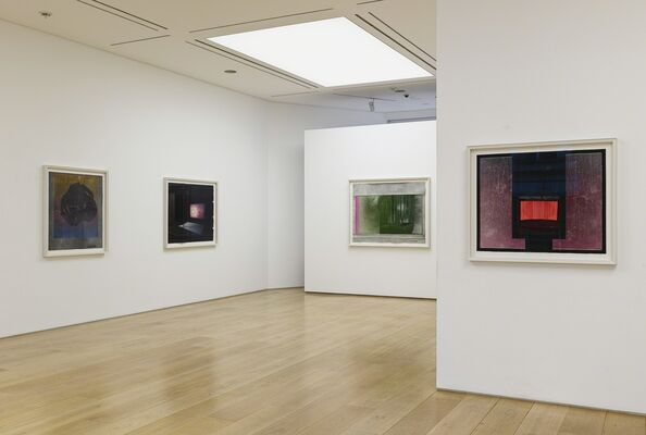 """Laurence Kavanagh: """"March"""", installation view"""