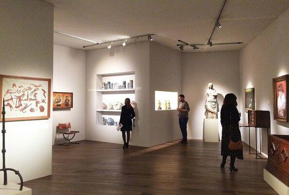 Artur Ramon Art at TEFAF Maastricht 2019, installation view