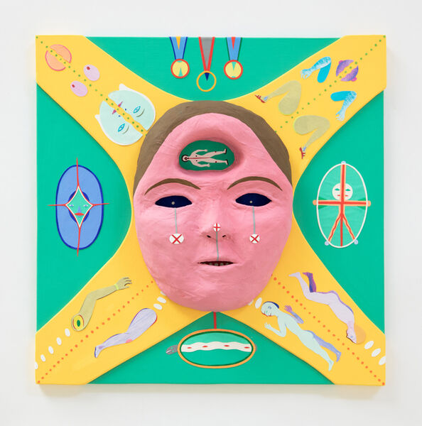Lisa Jonasson, 'Vänskapt / Befriended', 2019