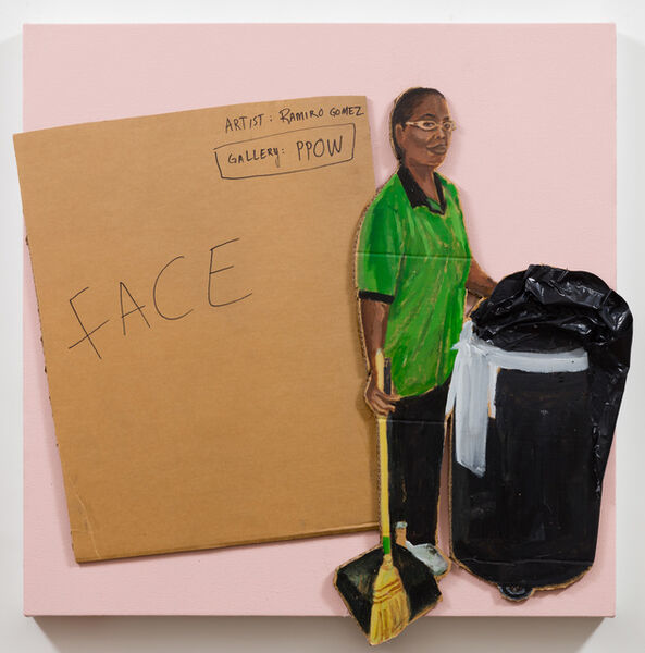 Ramiro Gomez, 'Face/Janitor', 2018