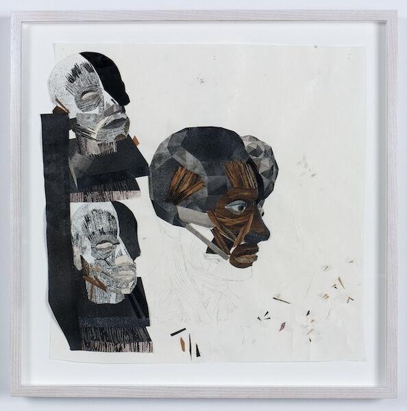 Yashua Klos, 'Head Study 6', 2012