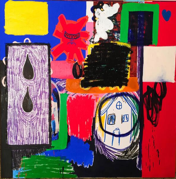 Jannis Varelas, 'Faling House', 2016