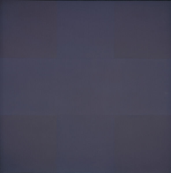 Ad Reinhardt, 'Abstract Painting No. 34', 1964
