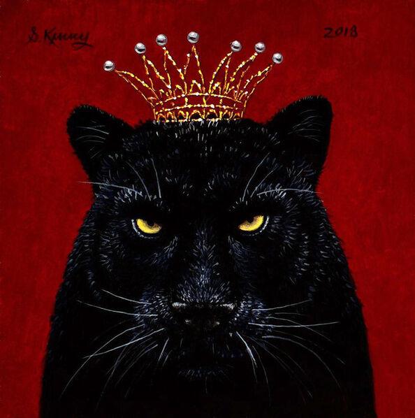 Steven Kenny, 'Royal Black Panther', 2018