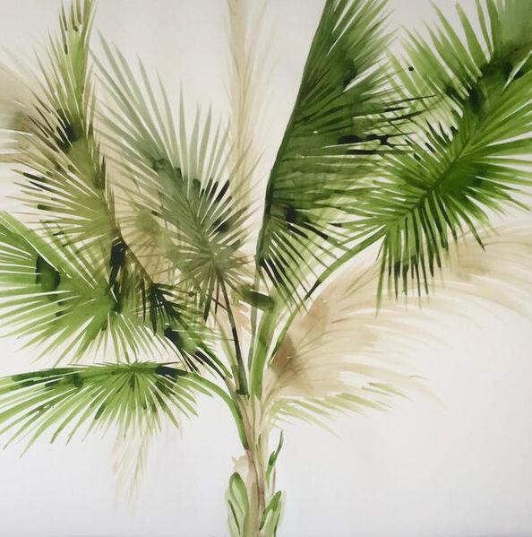 Idoline Duke, 'Big Palm I', 2018