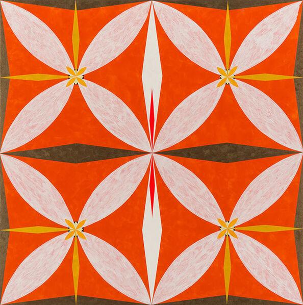 Mary Judge, 'Floraflash Domus 1', 2015