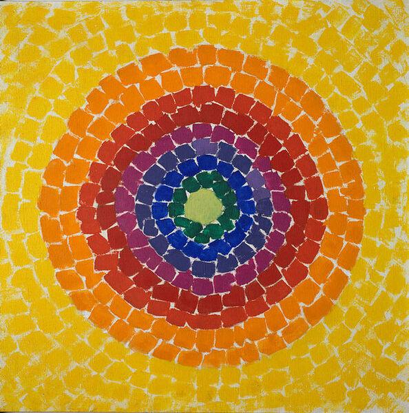 Alma Thomas, 'Resurrection', 1966