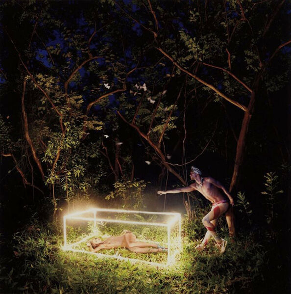 David LaChapelle, 'Poems of my Soul and Immortality, Hawaii 2009', 2009