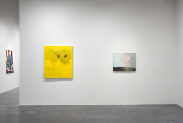 Enlarged Fern, installation view