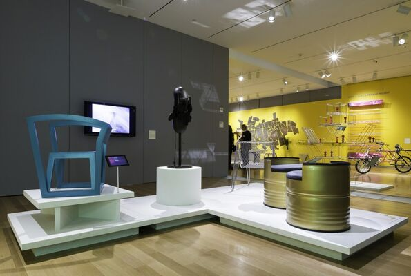 New Territories: Laboratories for Design, Craft and Art in Latin America, installation view