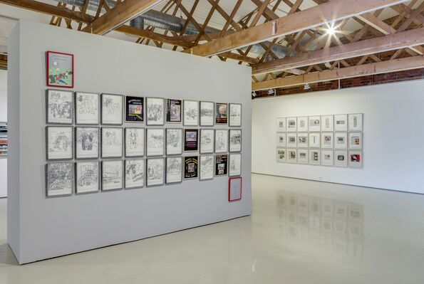 Sue Williamson: The Past Lies Ahead, installation view