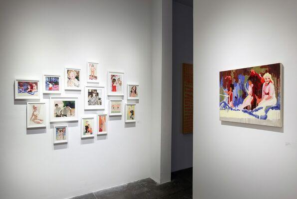 Ruth Owens: Identity Theft, installation view