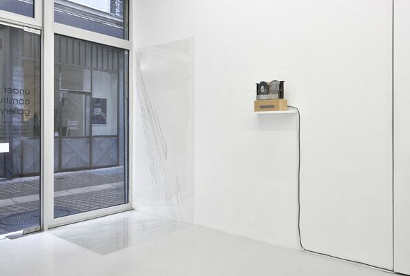 Dédoublement(s), installation view