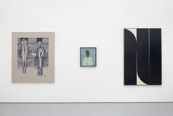 Vigo Gallery at UNTITLED Art, Miami Beach 2019, installation view