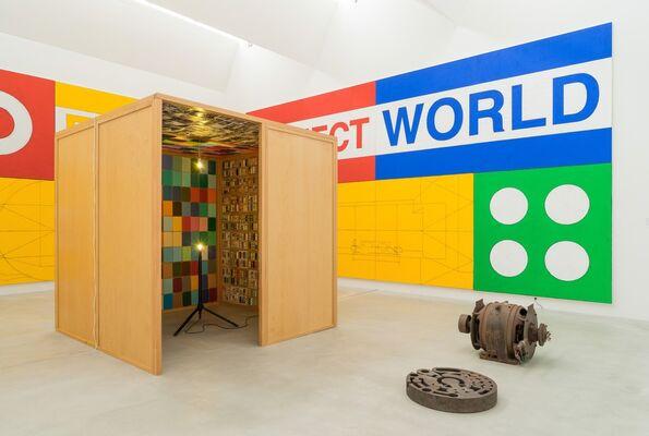 Matt Mullican: Nothing Should Exist, installation view
