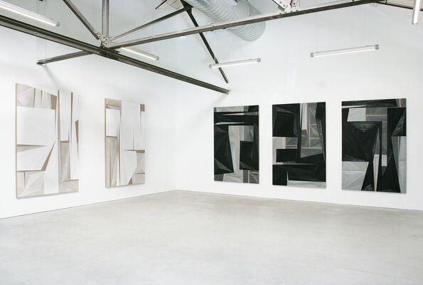 Robert Stone, installation view