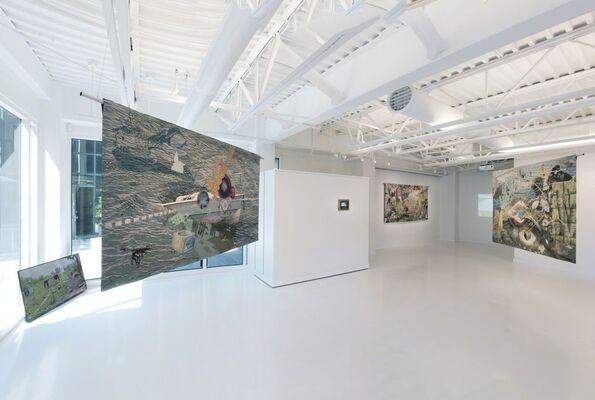 Going Outside: Kunlin He and Yi Xin Tong, installation view