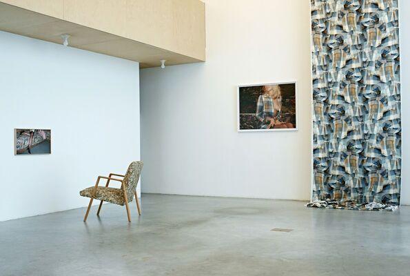 Eva Stenram - 'Offcut', installation view