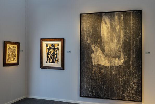 Simon Studer Art at BRAFA 2020, installation view