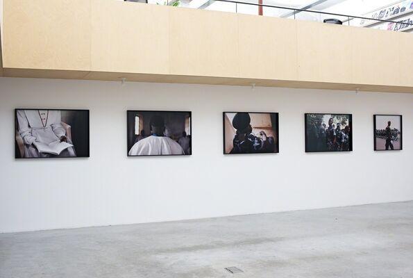 Alinka Echeverria - 'Becoming South Sudan', installation view