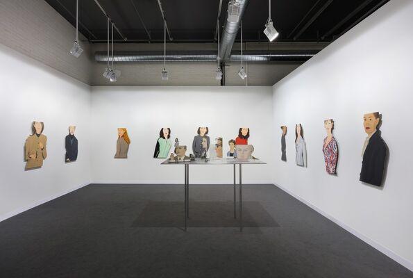 Monica De Cardenas at Art Basel 2018, installation view