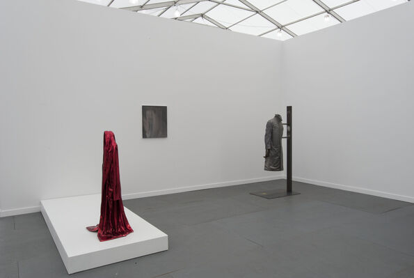Galerie Jocelyn Wolff at Frieze New York 2015, installation view