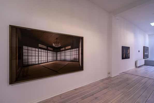 Willem van den Hoed: Coming Home II, installation view