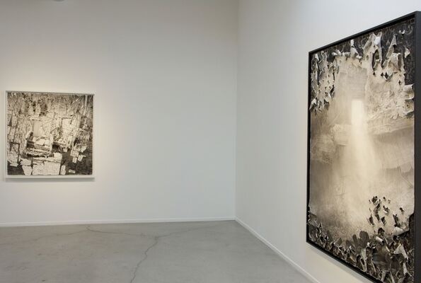 Joseph Stashkevetch, installation view