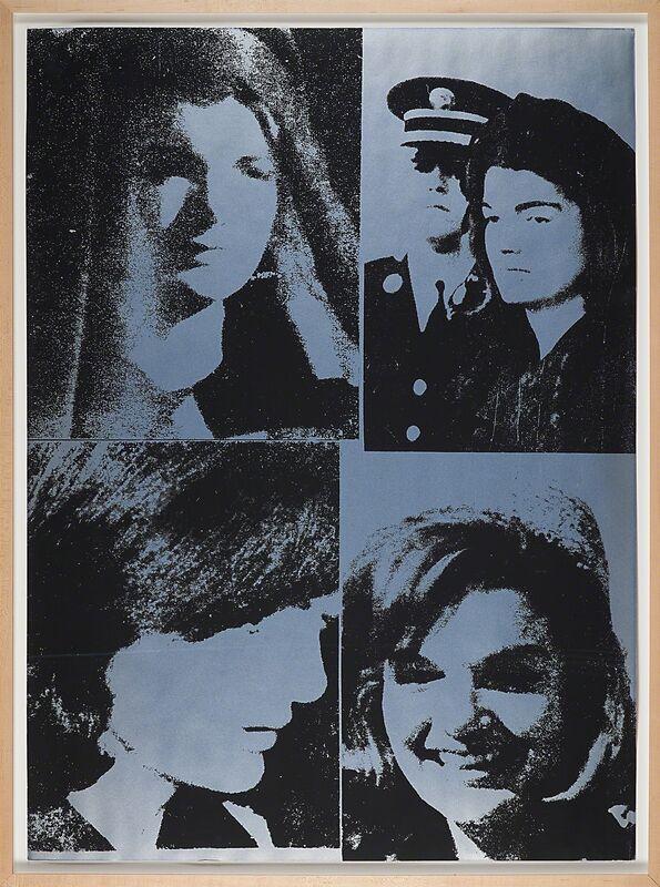 Andy Warhol, 'Jacqueline Kennedy III (Jackie III)', 1966, Print, Screenprint in colors on paper (framed), Rago/Wright
