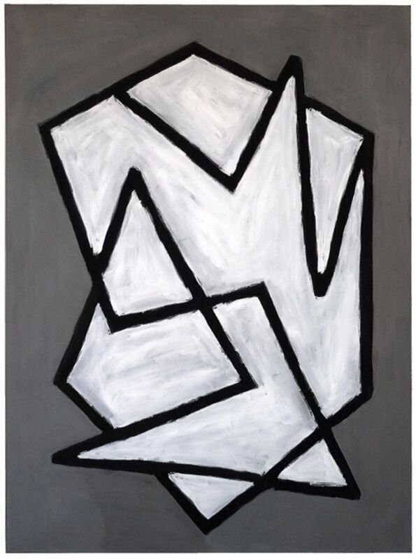 Emanuel Seitz, 'ohne Titel', 2015, Painting, Acrylic on canvas, Galería Heinrich Ehrhardt