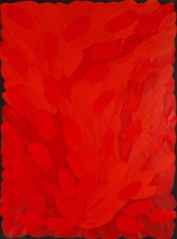 Gloria Petyarre, 'Bush Medicine', Painting, Acrylic on Belgian linen, Wentworth Galleries