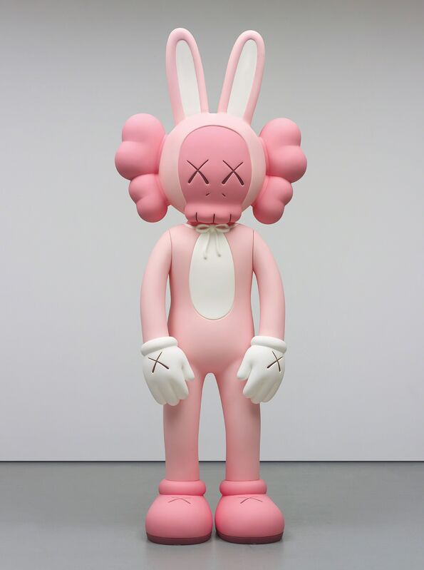 KAWS, 'Accomplice', 2010, Sculpture, Fibreglass resin and rubberised paint, Phillips