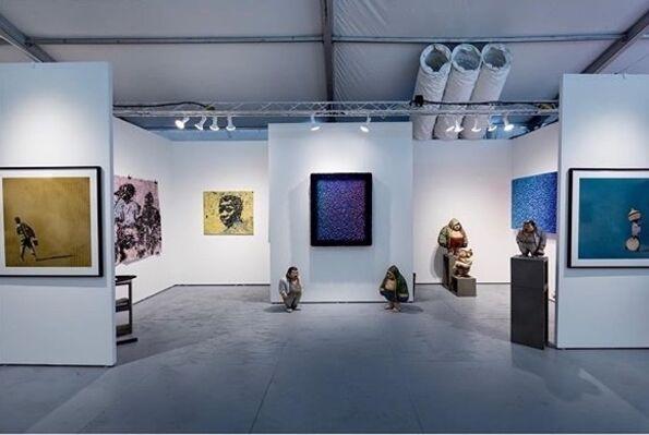 Nil Gallery at PULSE Miami Beach 2018, installation view