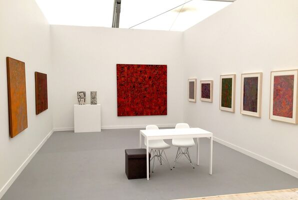 Marc Selwyn Fine Art at Frieze New York 2017, installation view
