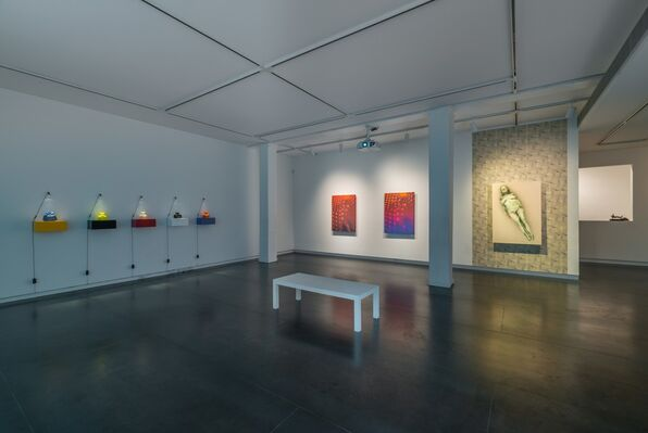 Claudia Hart: Beneath the Veil, installation view