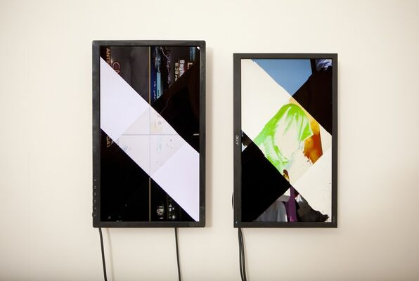 Harlan Levey Projects at Art Rotterdam 2016, installation view