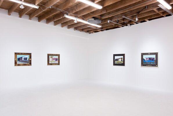 Carlos Rolón/Dzine and Enoc Perez, installation view