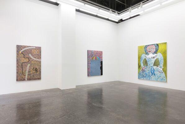 Alexander Kaletski: Lacey Lives, installation view