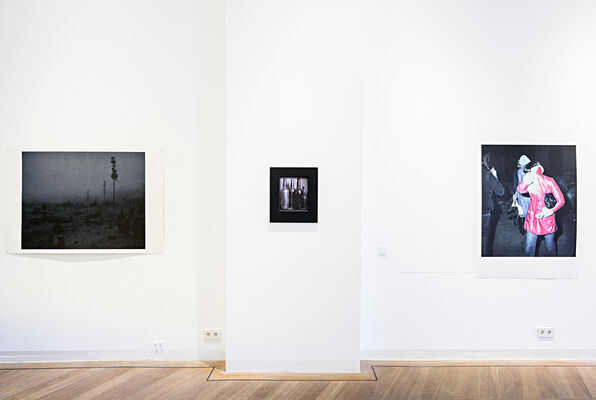 Of the World We Share: Ten Works in Slow Time by Craigie Horsfield, installation view