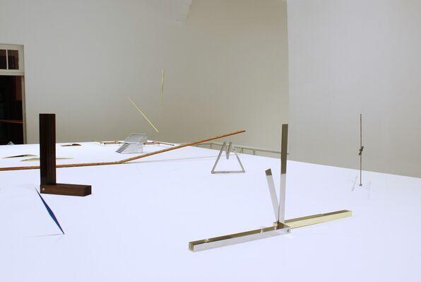 Artur Lescher: The Nostalgia of the Engineer, installation view