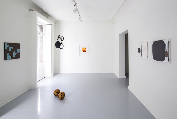 Escultura de viaje, installation view