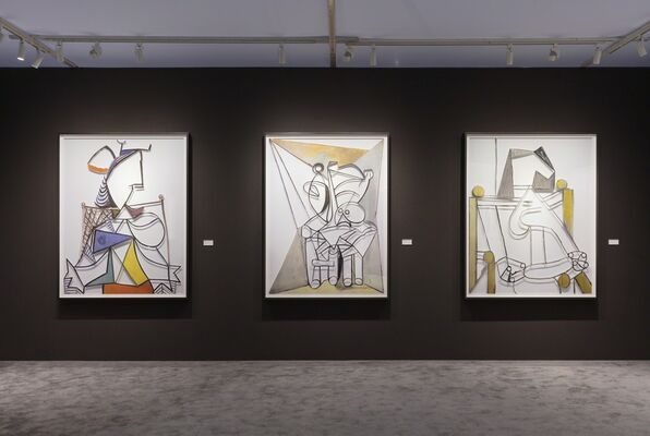 Sean Kelly Gallery at ADAA: The Art Show 2018, installation view