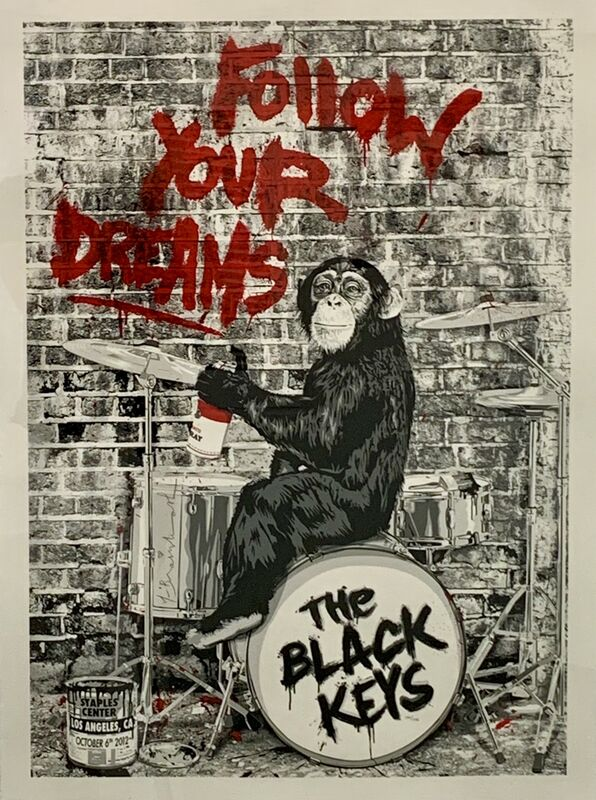 Mr. Brainwash, 'Everyday Life - LA II', 2012, Print, Screen print on archival paper with deckled edges, Artsy x Forum Auctions