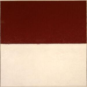 Alan Green, '1/4 Red', 1980